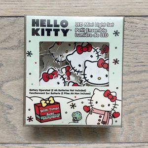 Hello Kitty Fairy String Lights ✨